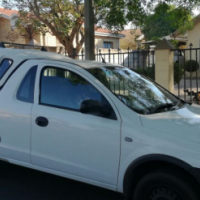2010 Chevrolet Utility 1.4i with Canopy