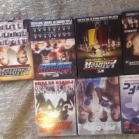 Ultimate fighter dvd and pride