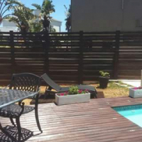 Newly refurbished 4 bed 4 bath beachhouse R3000 per night
