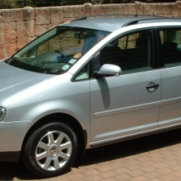 2006 VW Touran 1.9 TDI - 7 Seater. Imaculate condition.