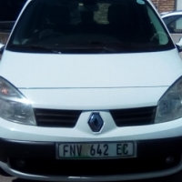 2006 Renault Megane Scenic 2 1.6 16V