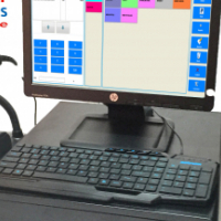 POS Point of Sale PCH Retail POS System New