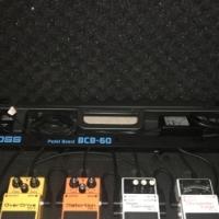 Boss BCB60 pedal board case