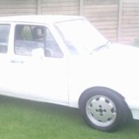 93' VW Golf 1