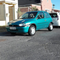 1997 opel corsa hatchback 130i sport