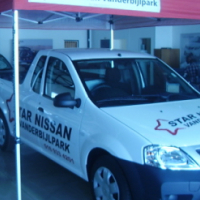 2017 Nissan NP200 1.6 8V Plus Safety Pack R2700 Instalment or R20 000 Cash Back