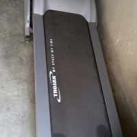 Bargain: Large Trojan Treadmill Barely Used!