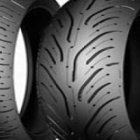 Michelin Pilot Road 4 Combo Special @ Frost BikeTech.