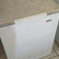 KiC 175L chest freezer!