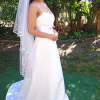 Wedding Gown Hire stock for sale