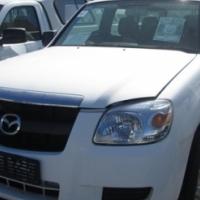 Mazda Drifter BT 50 2.6I 2.6 4x4 D/CAB Bakkie