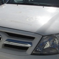Toyota Hilux 2.7 4x2 D/CAB Bakkie