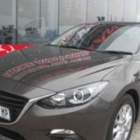 2014 Mazda 3 1.6 Dynamic