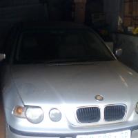 2 door BMW to swop for bakkie
