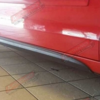 Golf 6 Gti type side sill custom made to fit Volkswagen Polo Vivo