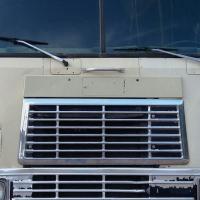 International Truck - Reg. B718 AWK