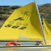IMP sailing Dinghy - Price reduced!