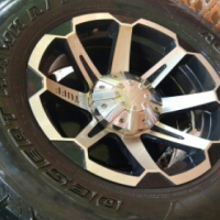 "hilux 17"" mags for other 17"""