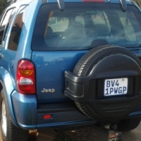 jeep cherokee 2.5 CRD 2004 good condition to swop with any bakkie.