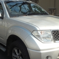 2008 Nissan Navara D/C 2.5 DCI 4X4 EX 168000KM,Lady Owner Relocating ,SNORKEL,CANOPY,GREAT CONDITION
