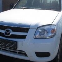 Mazda Drifter BT 50 2.6I 2.6 4x4 S/CAB Bakkie