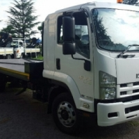 2011 Isuzu FSR800 Rollback for sale