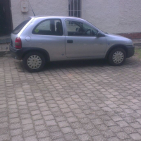 2003 Opel corsa lite to swop for bakkie or land rover pick up