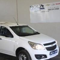 2016 Chevrolet Utility 1.4 Base with 18 000 kilometres