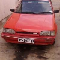 Mazda Sting 323 hatchback to swap or sale at R15000