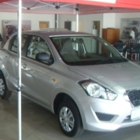 New Datsun Go 1.2 Lux AB with R10 000 Cash back