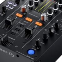 PIONEER DJM-450 2ch DJ MIXER WITH FX