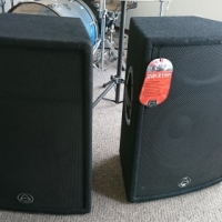 Wharfedale SVP 15P powered Loudspeakers
