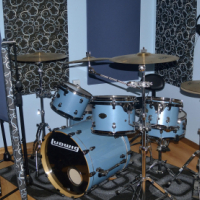Ludwig Epic Birch & Maple 6 Piece Drum kit – R12000 negotiable