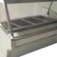 Deli Fridges/Bain Maries - SGEBM6