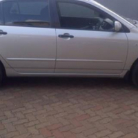 Toyota RunX For Sale (Very Urgent Sale)