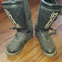 O'Neal Element Ladies Boots, used for sale  South Africa