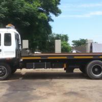 Isuzu FSR700 Rollback for sale