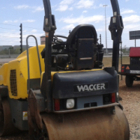 wacker neusson rd27-120 sit on roller for sale  South Africa