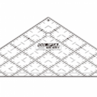 """OLFA Quilting Triangle 6.5"""""""