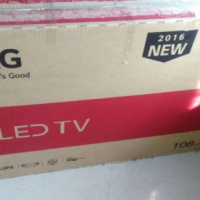 LG 43 inch led tv NO REMOTE
