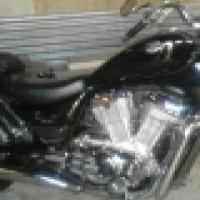 Suzuki Intruder Cruiser VS 800