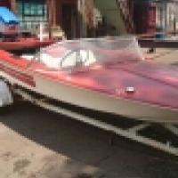 Swop speedboat