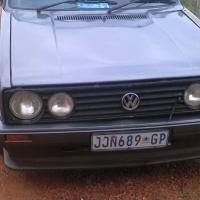 1996 Volkswagen caddy bakkie