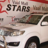 2012 Toyota Fortuner III 3.0 D-4D Raised Body Automatic SUV with 140 000KM