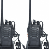 Baofeng Professional Two Way Radio / Walkie Talkie (2 Walkie Talkies) for sale  West Rand