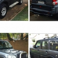 2008 Mahindra Scorpio 2.2i petrol 7 seater For Sale