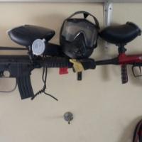 2 x PAINTBALL GUNS FOR SALE