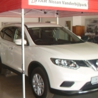 New 2017 Nissan X-trail 2.0 XE with R40 000 Casg Back.