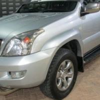 2009  TOYOTA PRADO VX 4,0 V6 A/T
