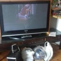 Samsung plasma entertainment system